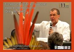 Cartaz Conferencia Antonio Carlos Souza Lima 11.5.2015
